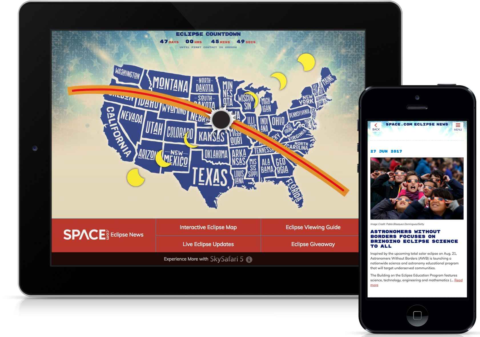 Eclipse Safari Your Free Comprehensive Interactive Guide To The