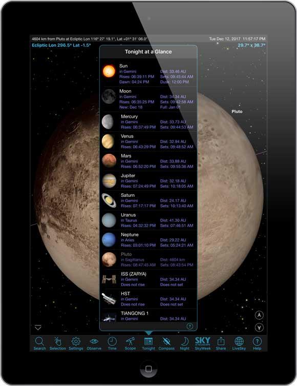 SkySafari 6 | Professional Astronomy Telescope Control