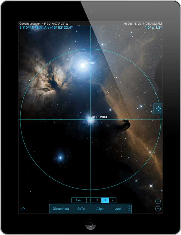 skysafari 6 professional astronomy telescope control software for ios